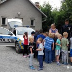 Cvičná evakuace MŠ duha Zubří 2015   0022