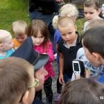 Cvičná evakuace MŠ duha Zubří 2015   0023