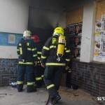 Požár budovy ČD V Zubří 20150001