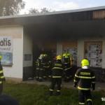 Požár budovy ČD V Zubří 20150002