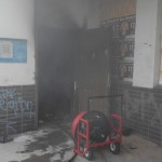 Požár budovy ČD V Zubří 20150005
