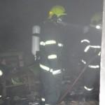 Požár budovy ČD V Zubří 20150008