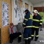 Požár budovy ČD V Zubří 20150021