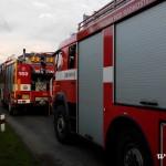 Požár budovy ČD V Zubří 20150028