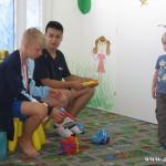Nečekaný úspěch házenkářů Zlínského kraje na letní olympiádě v Plzni 2015   0027
