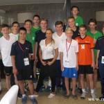 Nečekaný úspěch házenkářů Zlínského kraje na letní olympiádě v Plzni 2015   0035
