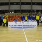 Nečekaný úspěch házenkářů Zlínského kraje na letní olympiádě v Plzni 2015   0071