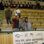 Nečekaný úspěch házenkářů Zlínského kraje na letní olympiádě v Plzni 2015   0077
