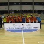 Nečekaný úspěch házenkářů Zlínského kraje na letní olympiádě v Plzni 2015   0079