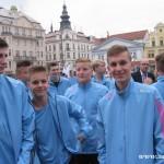 Nečekaný úspěch házenkářů Zlínského kraje na letní olympiádě v Plzni 2015   0087
