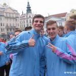 Nečekaný úspěch házenkářů Zlínského kraje na letní olympiádě v Plzni 2015   0088