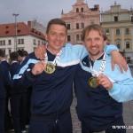 Nečekaný úspěch házenkářů Zlínského kraje na letní olympiádě v Plzni 2015   0101