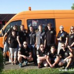 Posadka Kamenec-Jurka obsadili 1.misto v Opel Adam Cupu na Rally Bohemia 2015   0002