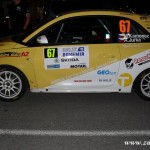 Posadka Kamenec-Jurka obsadili 1.misto v Opel Adam Cupu na Rally Bohemia 2015   0004