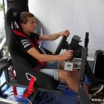 Posadka Kamenec-Jurka obsadili 1.misto v Opel Adam Cupu na Rally Bohemia 2015   0010