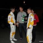 Posadka Kamenec-Jurka obsadili 1.misto v Opel Adam Cupu na Rally Bohemia 2015   0015