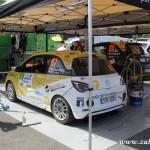 Posadka Kamenec-Jurka obsadili 1.misto v Opel Adam Cupu na Rally Bohemia 2015   0019