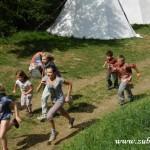 Zuberský tábor ve Stříteži nad Bečvou 2015 TROSEČNÍCI karel 0010