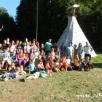 Zuberský tábor ve Stříteži nad Bečvou 2015 TROSEČNÍCI karel 0012