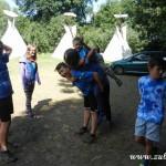 Zuberský tábor ve Stříteži nad Bečvou 2015 TROSEČNÍCI karel 0035