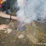 Zuberský tábor ve Stříteži nad Bečvou 2015 TROSEČNÍCI taborovy 0195