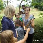 Zuberský tábor ve Stříteži nad Bečvou 2015 TROSEČNÍCI taborovy 0237