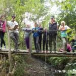 Zuberský tábor ve Stříteži nad Bečvou 2015 TROSEČNÍCI taborovy 0259