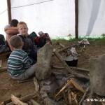 Zuberský tábor ve Stříteži nad Bečvou 2015 TROSEČNÍCI taborovy 0282