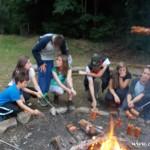 Zuberský tábor ve Stříteži nad Bečvou 2015 TROSEČNÍCI taborovy 0403