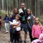Zuberský tábor ve Stříteži nad Bečvou 2015 TROSEČNÍCI taborovy 0440