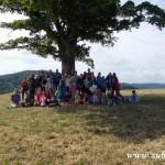 Zuberský tábor ve Stříteži nad Bečvou 2015 TROSEČNÍCI taborovy 0473
