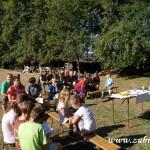 Zuberský tábor ve Stříteži nad Bečvou 2015 TROSEČNÍCI taborovy 0543