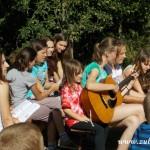 Zuberský tábor ve Stříteži nad Bečvou 2015 TROSEČNÍCI taborovy 0545