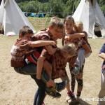 Zuberský tábor ve Stříteži nad Bečvou 2015 TROSEČNÍCI taborovy 0617