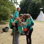 Zuberský tábor ve Stříteži nad Bečvou 2015 TROSEČNÍCI taborovy 0618