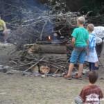 Zuberský tábor ve Stříteži nad Bečvou 2015 TROSEČNÍCI taborovy 0623
