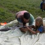 Zuberský tábor ve Stříteži nad Bečvou 2015 TROSEČNÍCI taborovy 0837