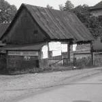 srpne 1968 v Zubří - Hlavní ul. u Sokolovny