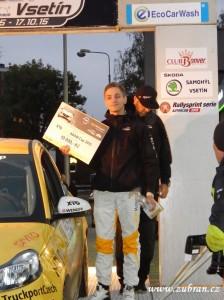 Rally Vsetín Matěj Kamenec Adam Jurka 2015 0090