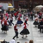 STARÁ GARDA  BESKYDU  na oslavách v JABLONCI nad Nisou0001
