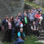 STARÁ GARDA  BESKYDU  na oslavách v JABLONCI nad Nisou0003