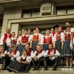 STARÁ GARDA  BESKYDU  na oslavách v JABLONCI nad Nisou0006