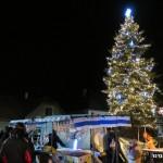 Rozsvěcení vánočního stromečku v Zubří 2015 0014