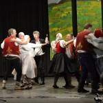 Valašský soubor písní a tanců Beskyd radost na dědině v Zubří 2015 0020