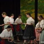 Valašský soubor písní a tanců Beskyd radost na dědině v Zubří 2015 0024