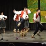 Valašský soubor písní a tanců Beskyd radost na dědině v Zubří 2015 0035