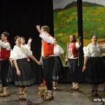Valašský soubor písní a tanců Beskyd radost na dědině v Zubří 2015 0037
