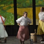 Valašský soubor písní a tanců Beskyd radost na dědině v Zubří 2015 0043