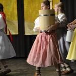 Valašský soubor písní a tanců Beskyd radost na dědině v Zubří 2015 0045