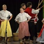 Valašský soubor písní a tanců Beskyd radost na dědině v Zubří 2015 0048